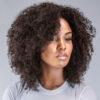 peruca curly 30cm lado